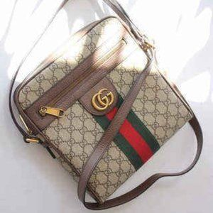 NWT Ophidia GG Small Messenger Bag 547926